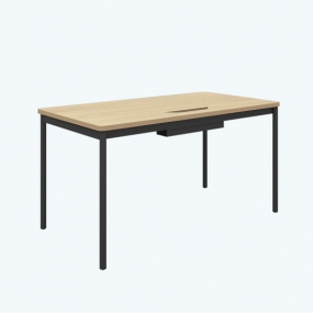 Terso Computer Desk 1400